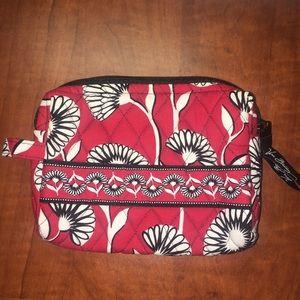 Vera Bradley Floral Makeup Bag
